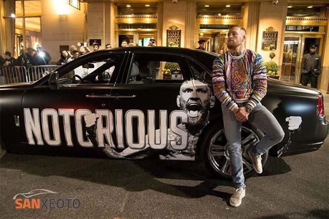 siêu xe của McGregor