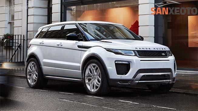 Range Rover chính là biểu tượng và là dòng xe đắt giá nhất của thương hiệu Land Rover