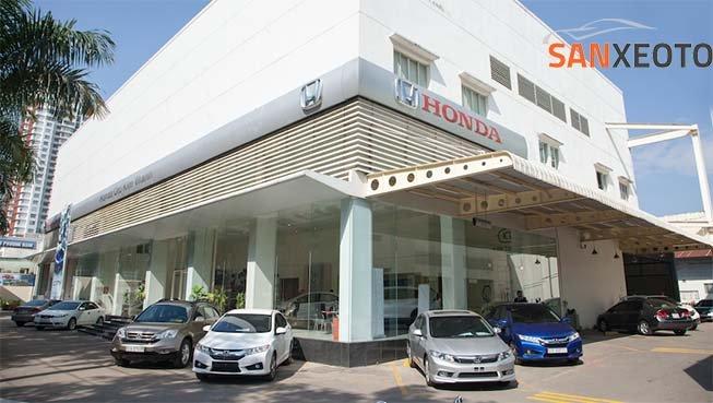 Đại lý Honda ô tô KIM THANH