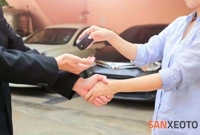 Mẫu hợp đồng mua bán xe ô tô của công ty đúng quy định