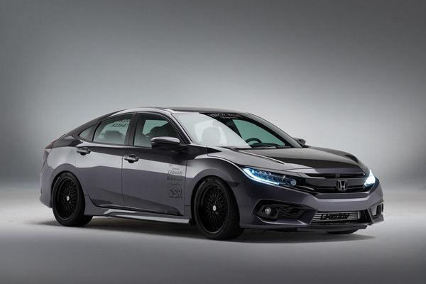 Honda civic 2016 giá bao nhiêu