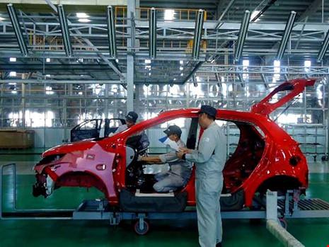 Xe ô tô Việt vẫn nuôi giấc mơ xuất khẩu 1