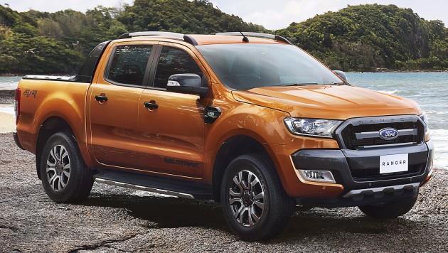 Thị trường ôtô tiếp tục giảm giá trong tháng 4 1
