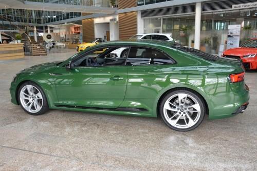 Độc đáo với chiếc Audi RS5 Coupe phiên bản đặc biệt 3