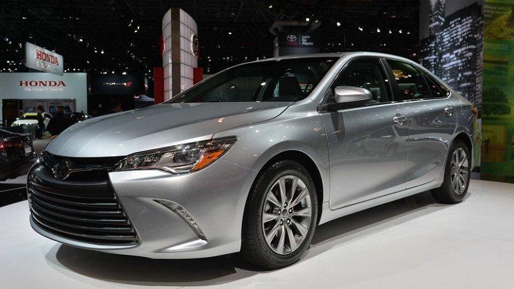 Các ôtô Toyota đồng loạt giảm mạnh trong tháng 5