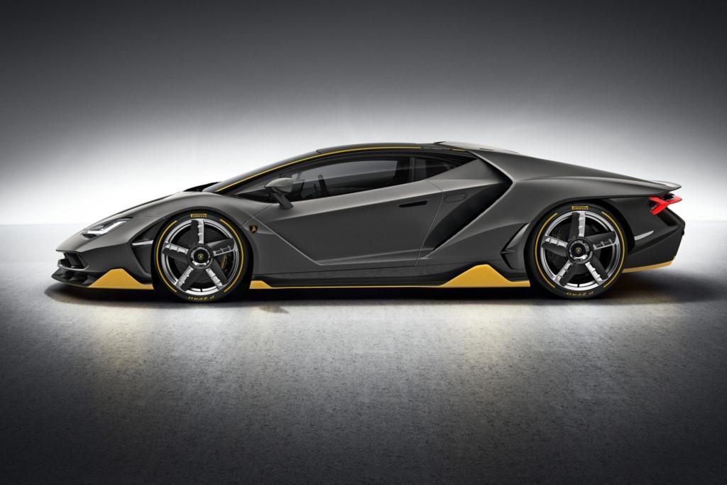 Trình làng với Lamborghini Centenario giá 1,9 triệu USD 6