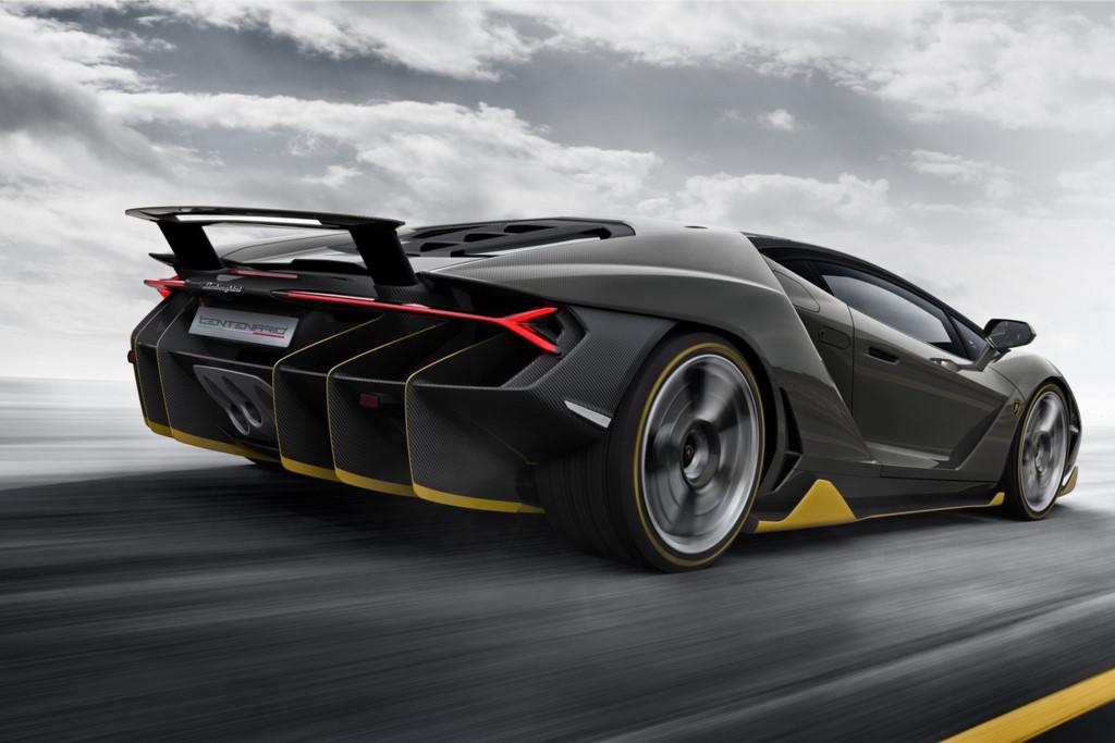 Trình làng với Lamborghini Centenario giá 1,9 triệu USD 7
