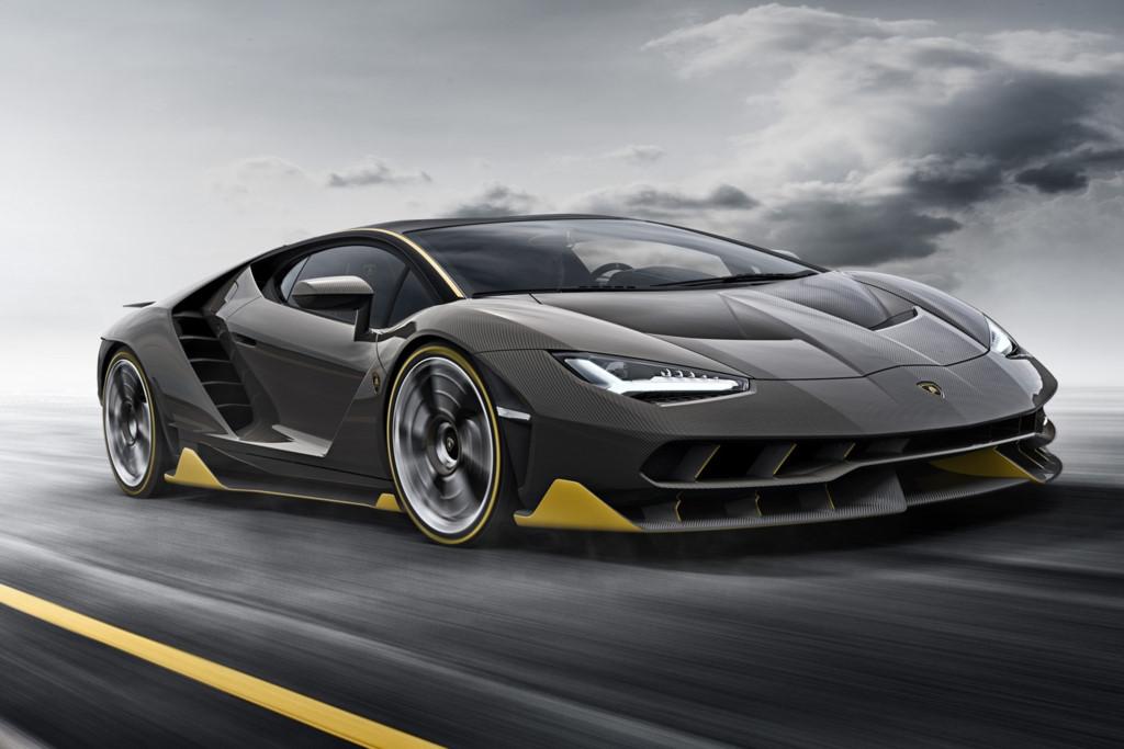 Trình làng với Lamborghini Centenario giá 1,9 triệu USD 8