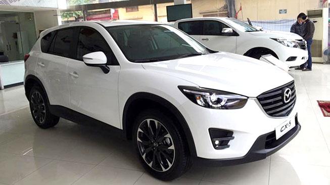 Xe 5 bán chạy nhất 2018