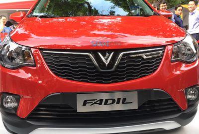 Đánh giá xe ô tô fadil 2019 của Vinfast